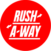 Rush-A-Way Logo